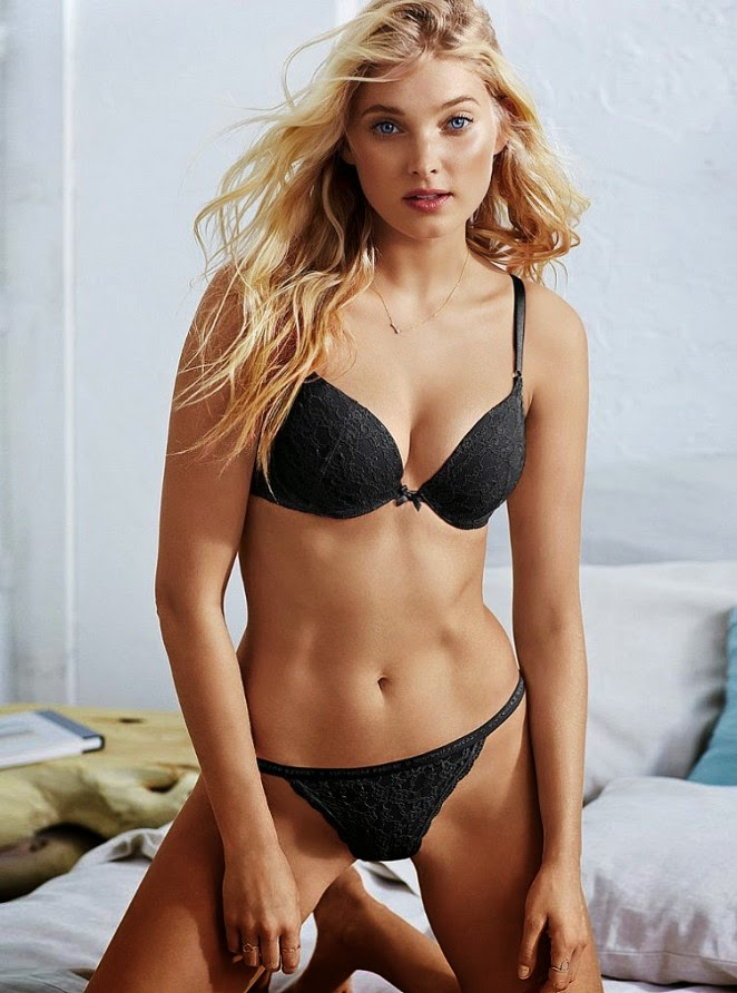 Elsa Hosk – Victoria's Secret Photoshoot (March 2015)