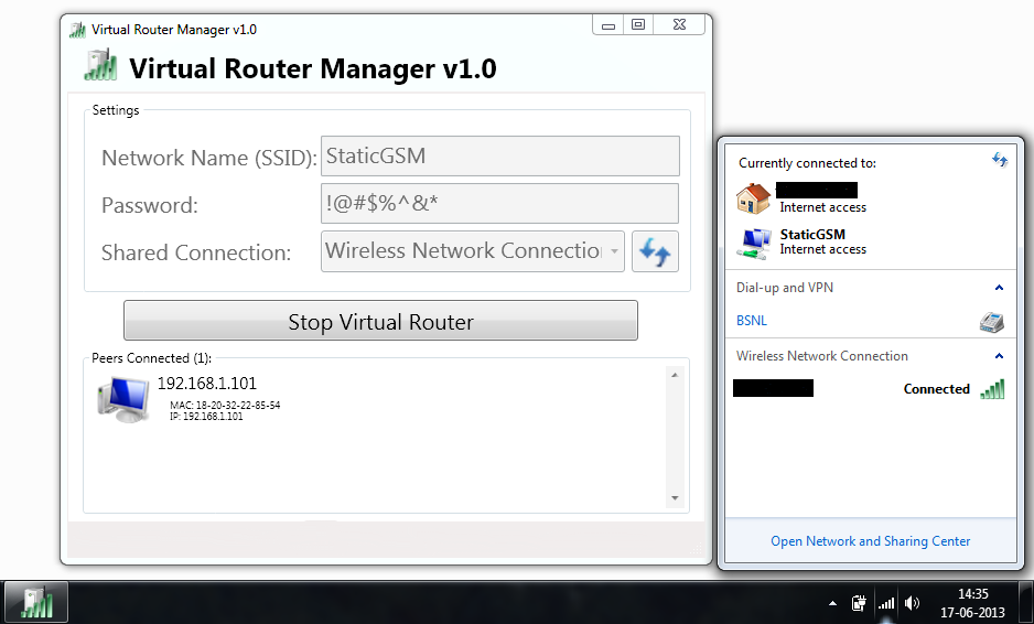 Create A Wi-Fi Hotspot Without Any Router Just Using Your ...