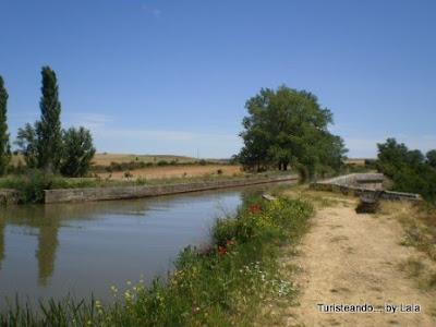 puente del rey, canal de castilla