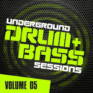 Download – CD Underground Drum & Bass Sessions Vol. 5 – 2013