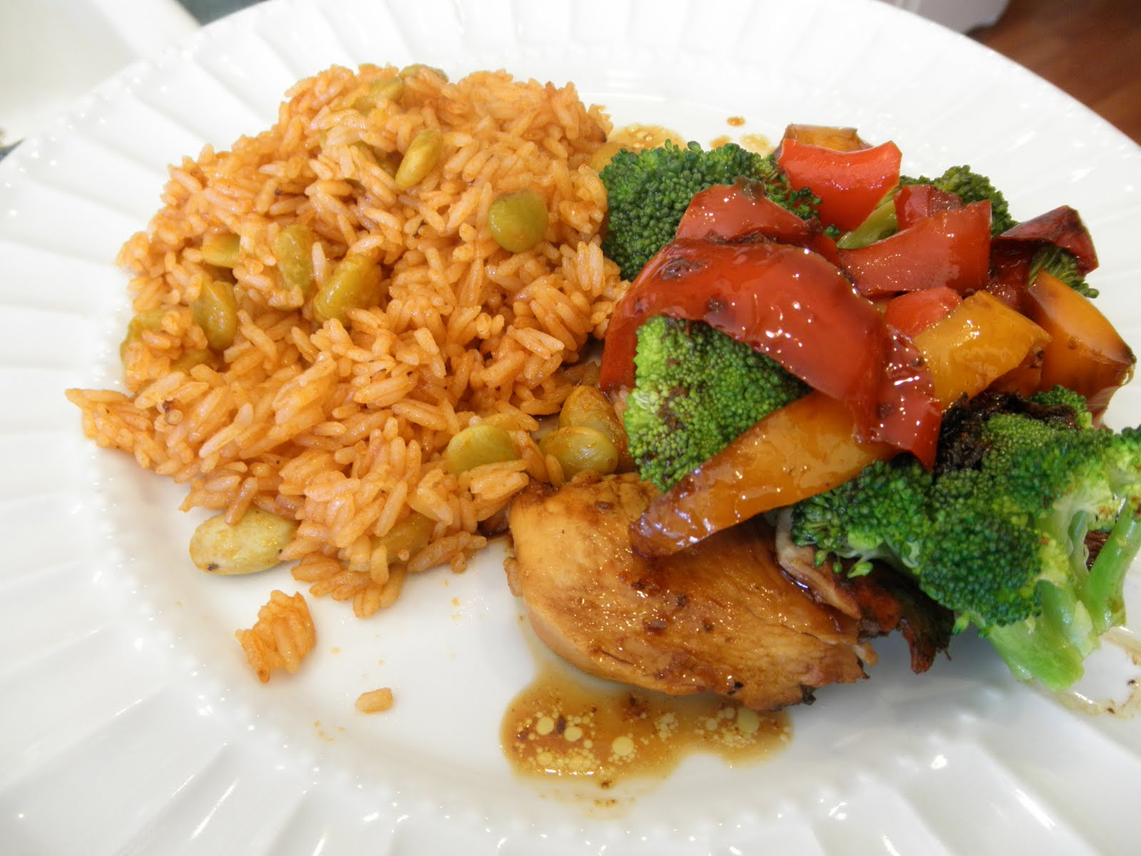 Haitian creole preparing rice with lima beans - French creole cuisine ...