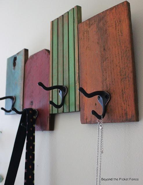 reclaimed lumber hooks