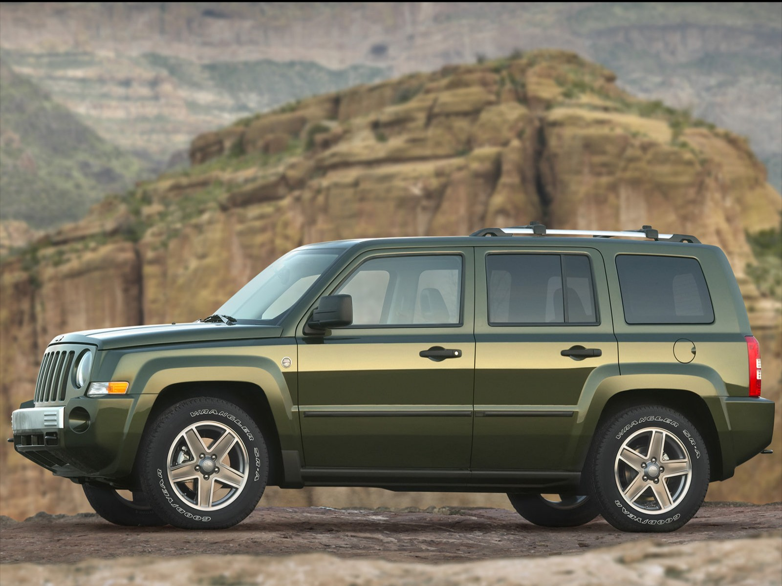 Jeep Trail Rated Car Pictures: Jeep Patriot 2007
