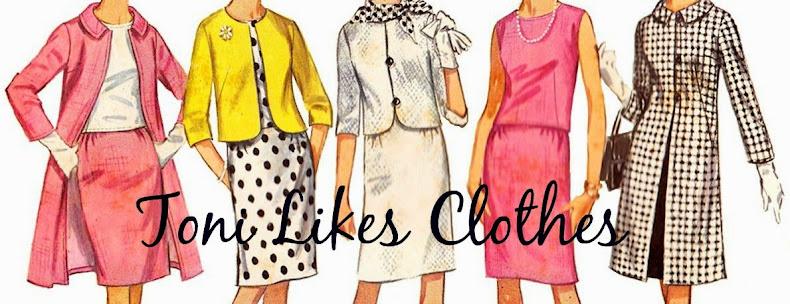 toni likes clothes