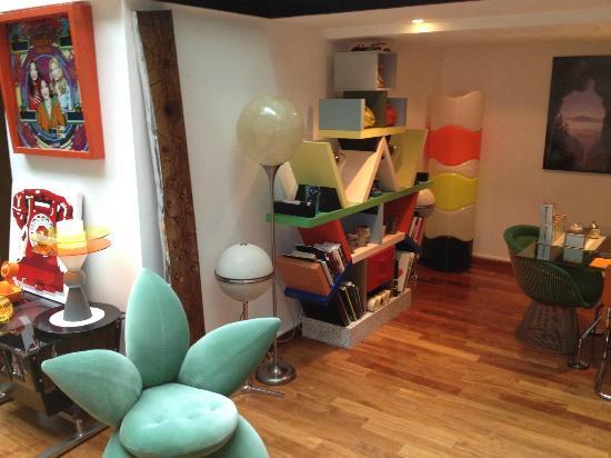 Invintage: Loft vintage en chambre d\'hôtes à Lyon