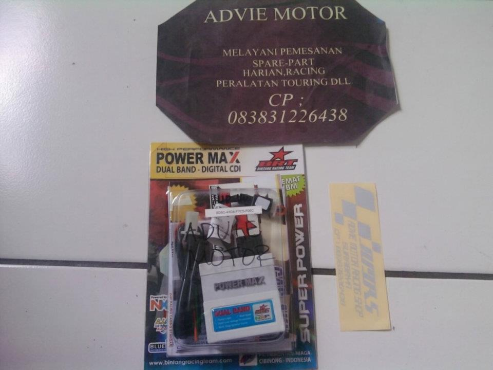 Cdi brt powermax yamaha jupiter z   Advie Motor Racing Shop