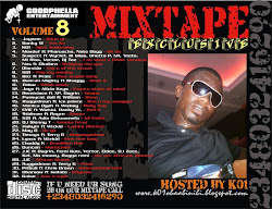 Goodphella Entertainment Mixtape Exclusive Vol.8 HOSTED BY K01