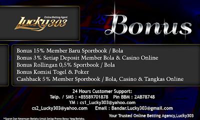 Agen Taruhan Judi Casino Bola Online