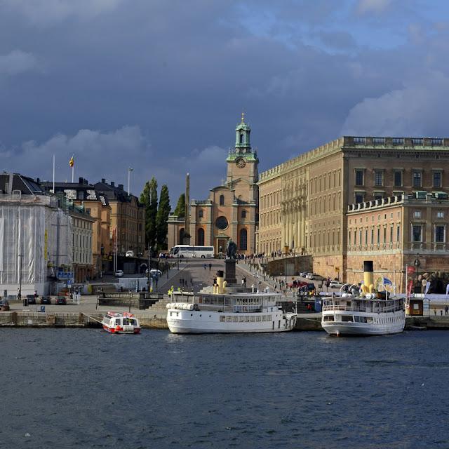 La CIttà Vecchia Stoccolma