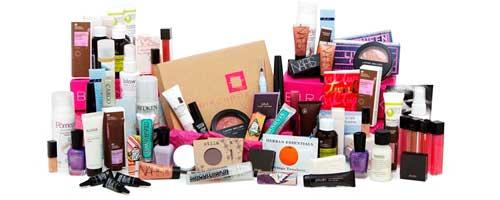 curiosidades maquillaje: se vende 83 millones de cosmeticos al año