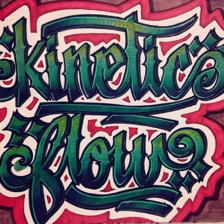 Kinetic Flow