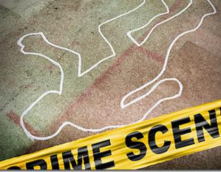A hombre que mató a mujer e hirió a la hermana en el barrio Invi, Los Mina, Santo Domingo Este.