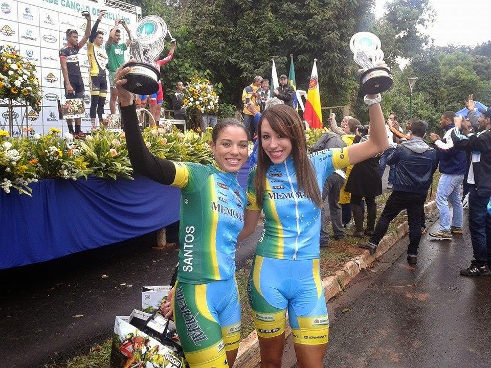 Ciclistas Brasileñas