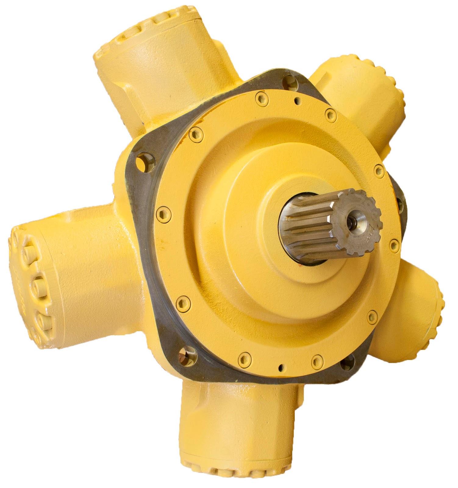 Radial Piston Hydraulic Motor : Flint hydraulics inc staffa radial piston motors