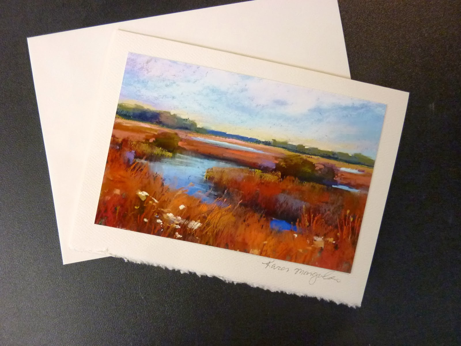 Painting My World A Quick and Easy Way to Make Greeting Cards of
