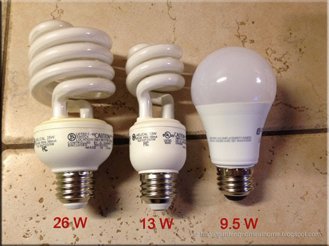 led compared to cfl bulbs