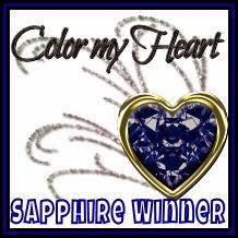 color my heart sapphire award winner