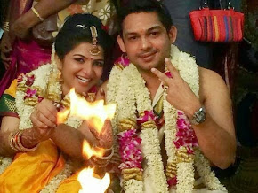 Vijay TV Divyadarshini Marriage Photos