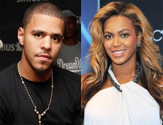 >News // Beyoncé Félicite J.Cole Pour son premier #1