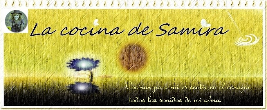 La cocina de Samira