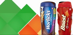 Horlicks & Boost 40% Cashback