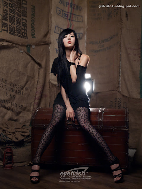 Hwang-Mi-Hee-Heart-Leggings-05-very cute asian girl-girlcute4u.blogspot.com