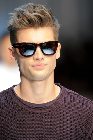 Hairstyle on Hairstyles For Men   S 2012