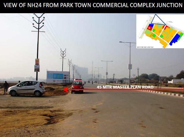 Aditya Park Town Plots