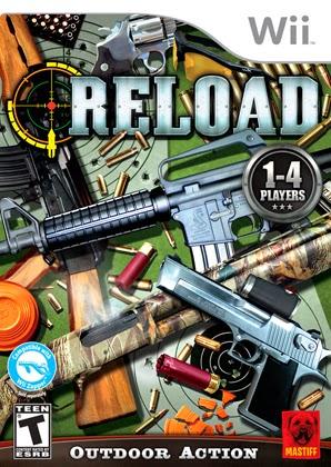 baixar Reload para wii