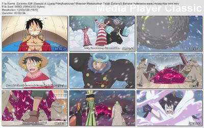 Download Film One Piece Episode 596 (Berada di Ujung Penghancuran! Monster Menakutkan Telah Datang!) Bahasa Indonesia