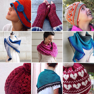 Designs by Gabriella Henry on Ravelry
