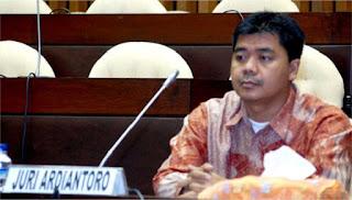 JURI ARDIANTORO, M.Si, Anggota Komisi Pemilihan Umum Republik Indonesia (KPU RI) periode 2012-2017