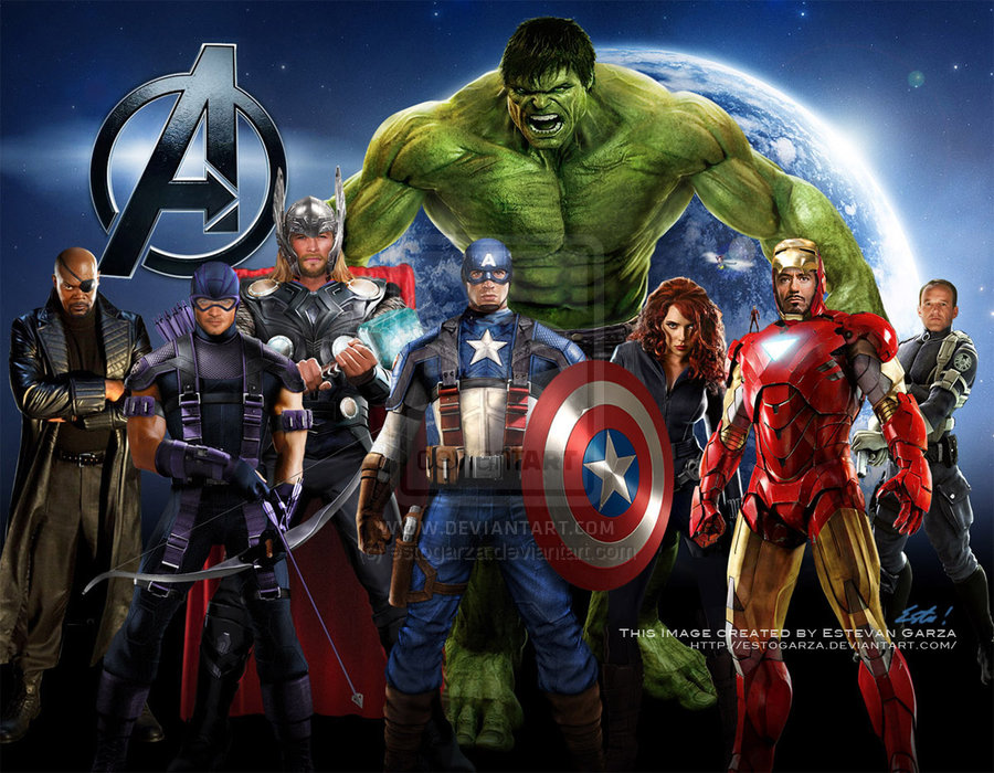 Wallpaper Avengers Movie