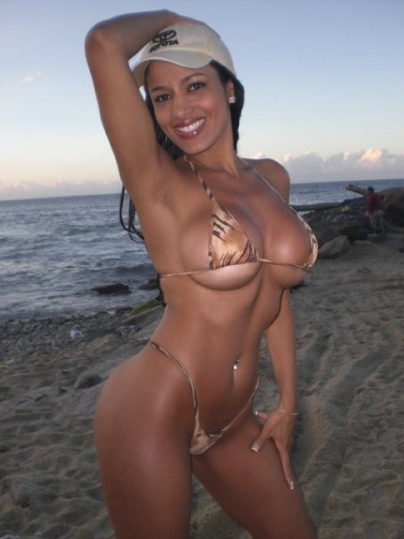 Chicas Colombianas Tangas