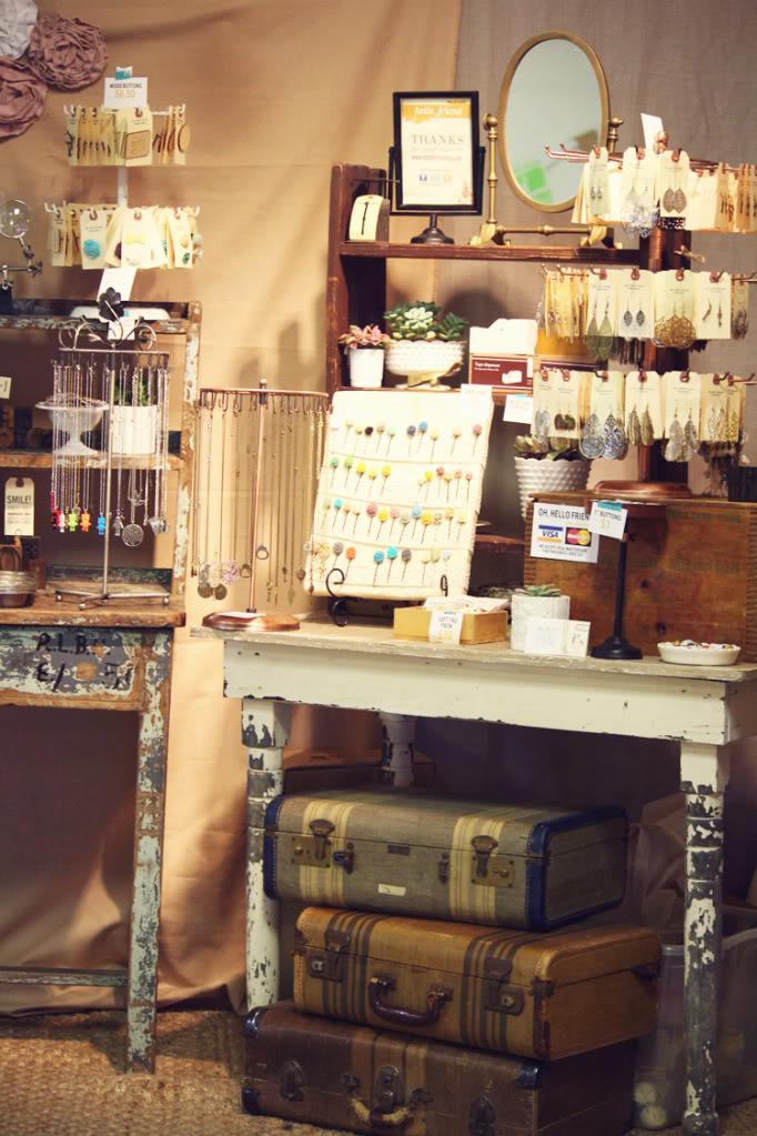 Scatter Girls Craft Booths