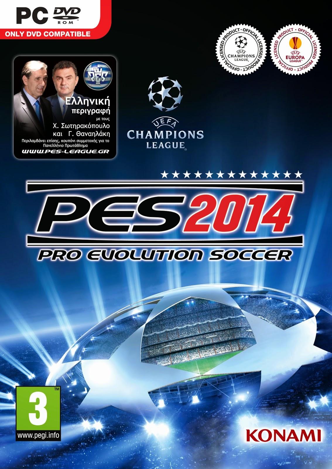 Evolution Soccer 2014 التثبيت pes2014-pc-owp-pegi-
