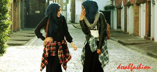 Ramadhan Street Style Trend Baju Ramadhan Kasual