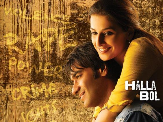 Halla Bol (2008) DVD