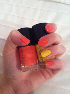 Monday Manicure: Spring nails!