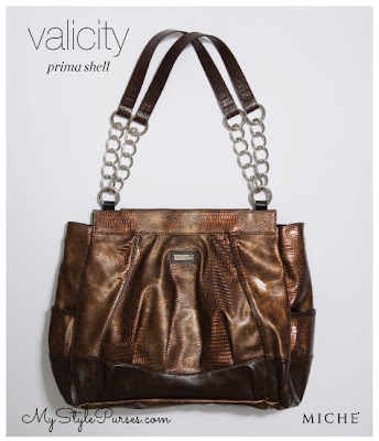 Miche Valicity Prima Shell May 2013 from MyStylePurses.com