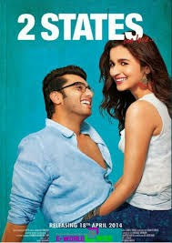 2 States (2014) Full Bollywood Movie Watch Online