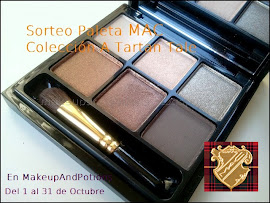 SORTEO EN MAKEUP AND POTIONS