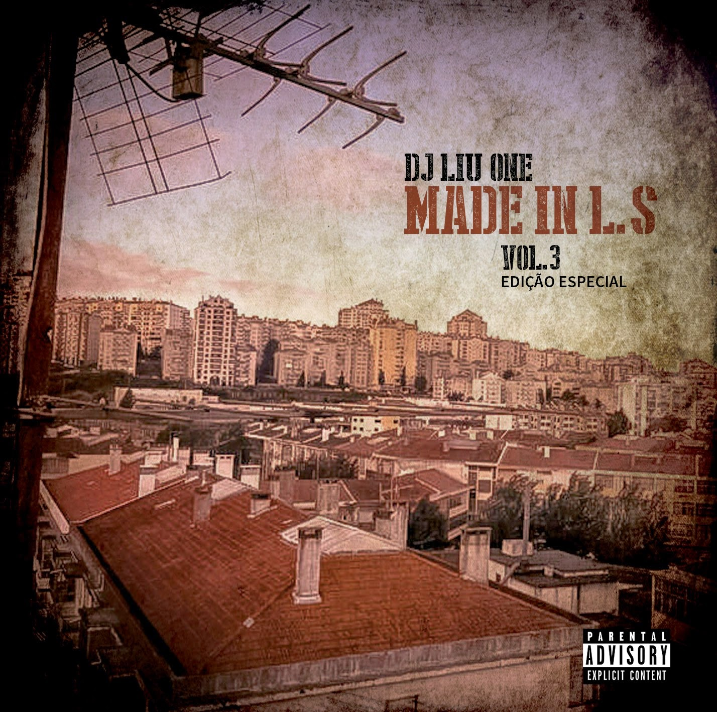 Dj Liu One - Made In LS 3