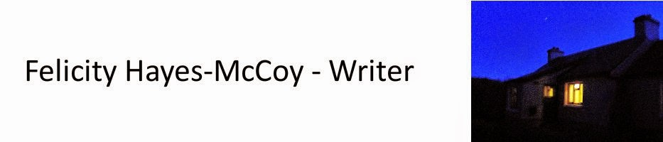 Felicity Hayes-McCoy's blog