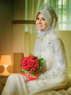 Permalink to Gaun Pengantin Muslimah Terindah