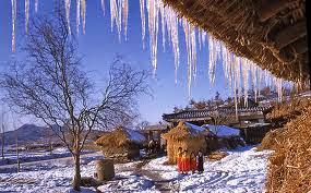 Menengok Tradisi Unik Wisata Musim Dingin di Korea