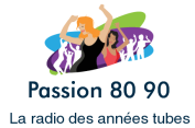 Passion 80 90 webradio année 80 90