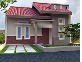 Desain Rumah Minimalis Type 45 dengan Keunikan yang Dimiliki