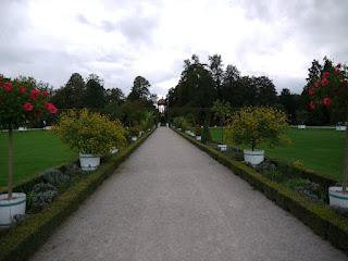 Apollotempel im Schwetzinger Schlossgarten