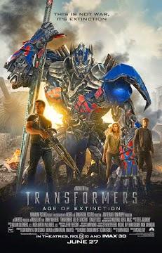 Robot Đại Chiến 4: Kỷ Nguyên Hủy Diệt Transformers 4: Age Of Extinction